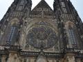 Zomervakantie Tsjechie 2014 (121)  - Tour Praag - St. Vitus Kathedraal