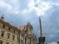 Zomervakantie Tsjechie 2014 (161) - Tour Praag  - Malostranske namesti