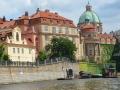 Zomervakantie Tsjechie 2014 (232) - Tour Praag  - boottocht