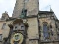 Zomervakantie Tsjechie 2014 (93) - Tour Praag - Astronomische klok