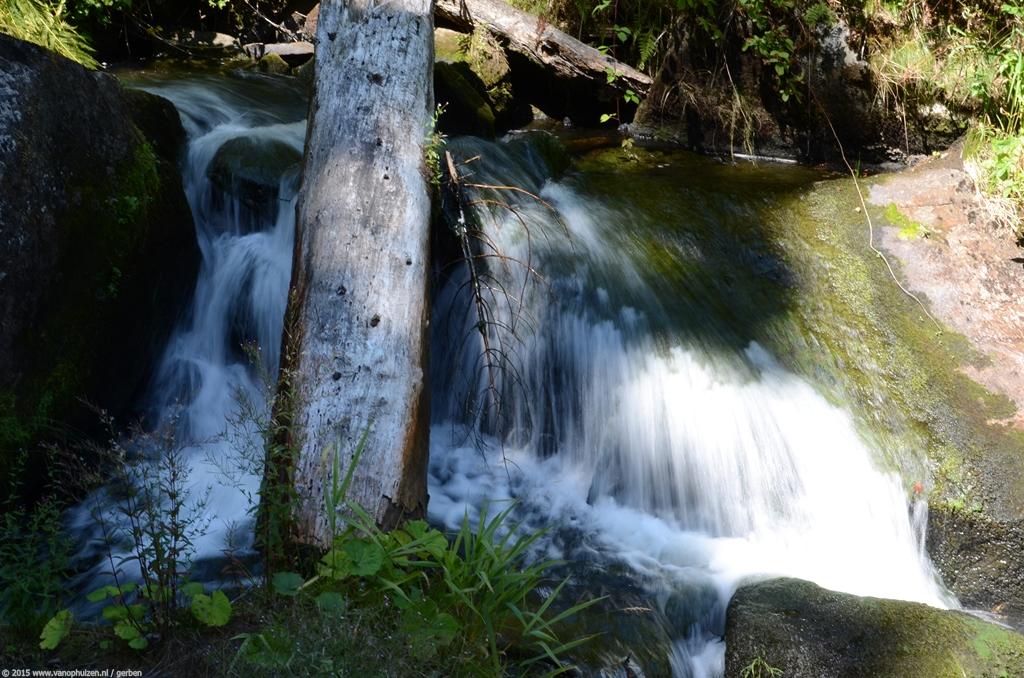 Vakantie 2015 - Zwarte Woud Duitsland (14) - Triberger Wasserfälle