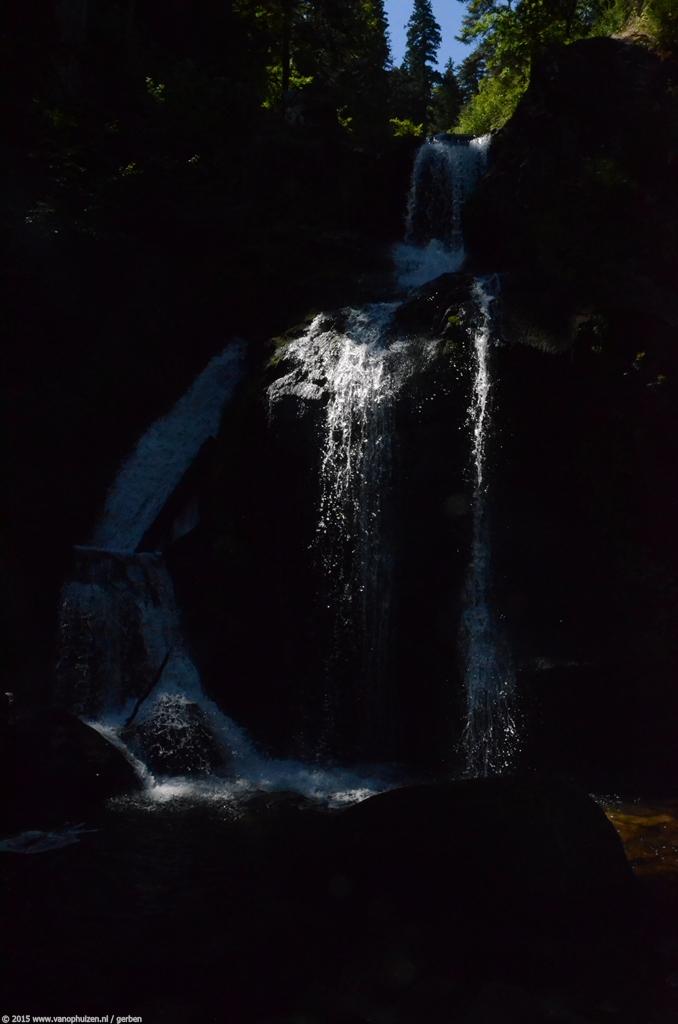 Vakantie 2015 - Zwarte Woud Duitsland (18) - Triberger Wasserfälle