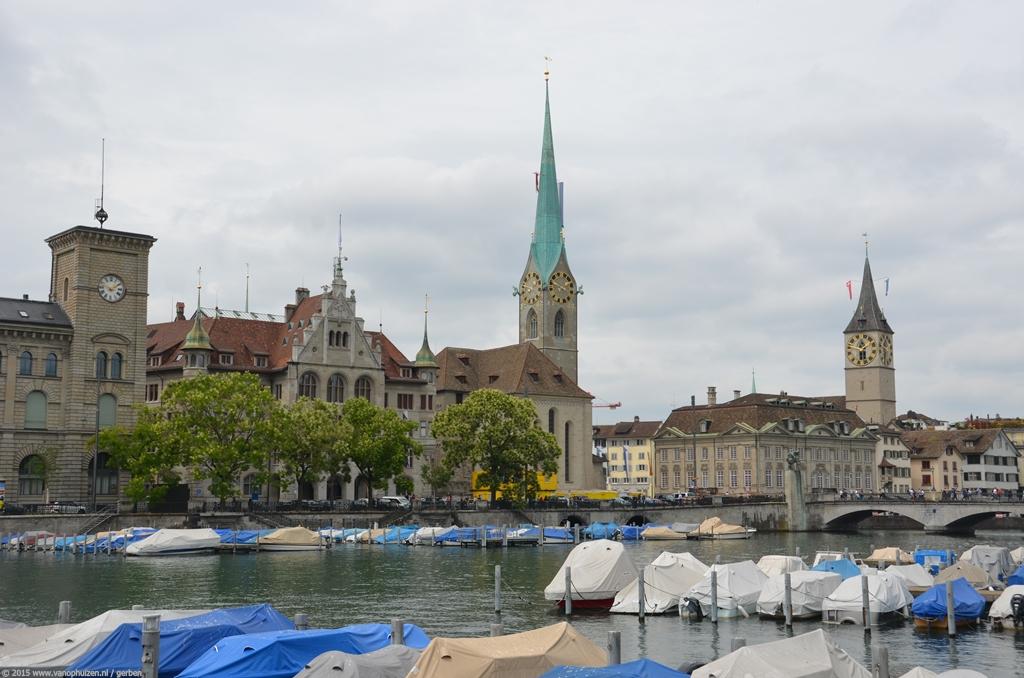 Vakantie 2015 - Zwarte Woud Duitsland (8) - Zürich