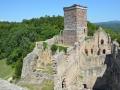 Vakantie 2015 - Zwarte Woud Duitsland (27) - Ruine Röddeln